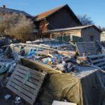 Entrümpelung Kastl Grundstück