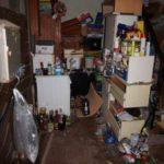 Auftrag Entrümpelung Wohnung