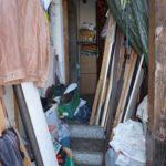 vorher Entrümpelung Wohnung