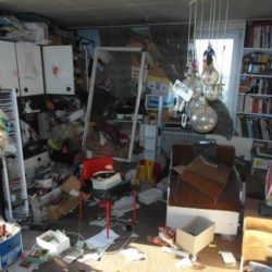 Entrümpelung: Messiwohnung München Müll sortiert