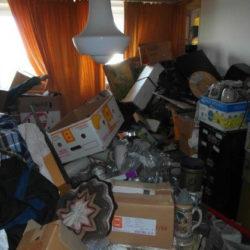 Entrümpelung: Messiwohnung München Müll