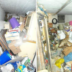 Mietnomaden München: Keller voller Müll