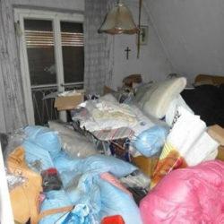 Mietnomaden München: Müllsäcke