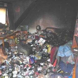 Entrümpelung: Müllberge in Wohnung