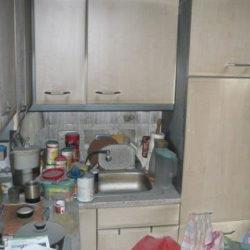 Wohnungsauflösung München: Küche mit Müll