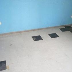 Wohnungsräumung: leerer Raum